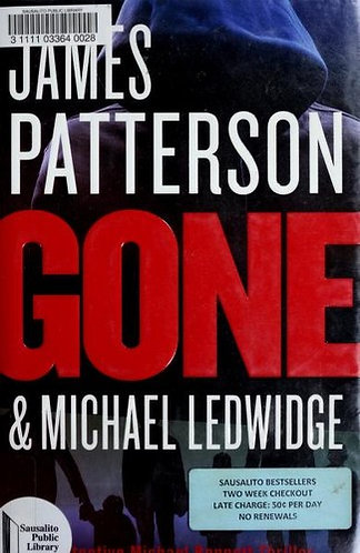Gone by Patterson James