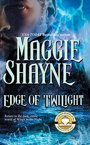 Edge Of Twilight by Shayne Maggie
