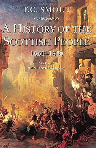 A History of Scottish People by