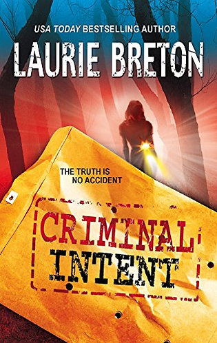 Criminal Intent by Breton Laurie