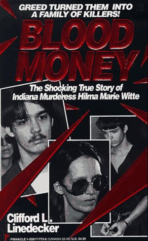 Blood Money by Linedecker C