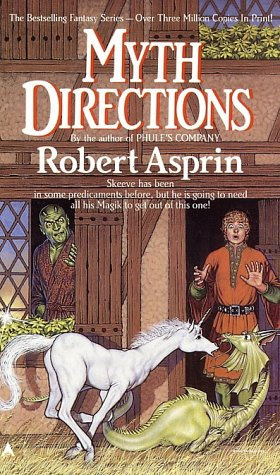 Myth Directions by Asprin Robert