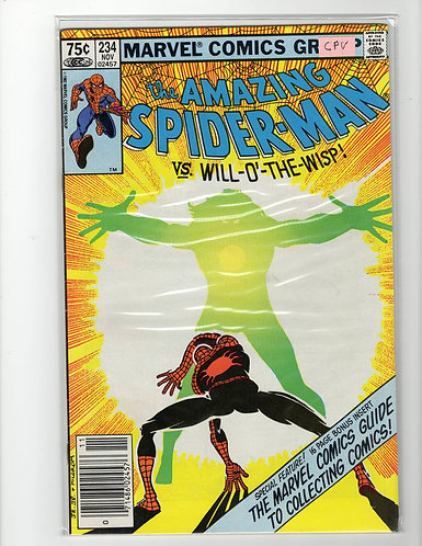 Amazing Spider-man #234 - NM (Canadian Price Variant)