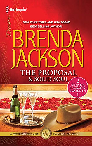 The Proposal & Solid Soul by Jackson Brenda