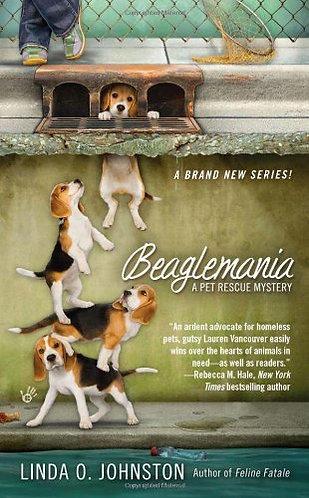 Beaglemania by Johnston Linda