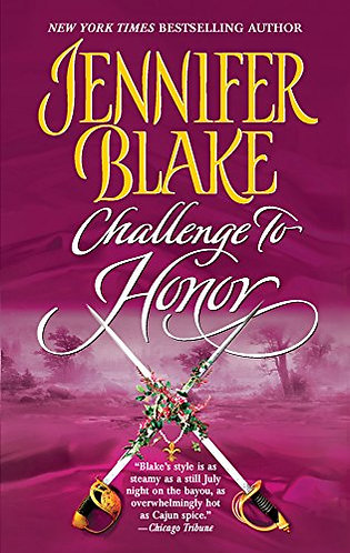 Blake Jennifer - Challenge to Honor