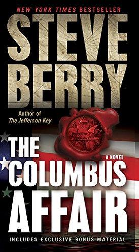 Berry Steve - The Columbus Affair