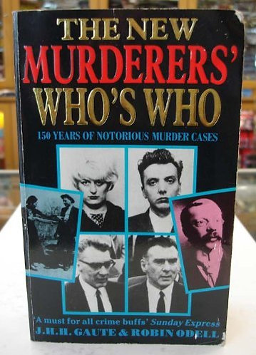 The New Murders' Who's Who by Gaute/odell