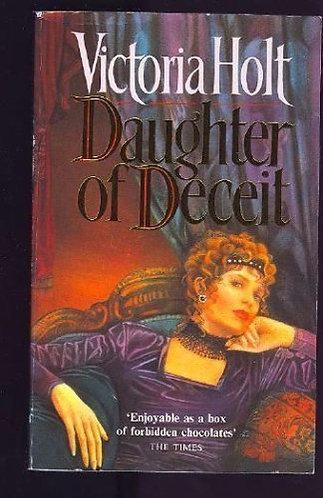 Daughter Of Deceit by Holt V