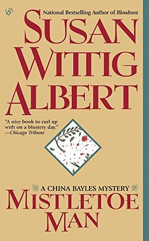 Mistletoe Man by Albert Susan Wittig
