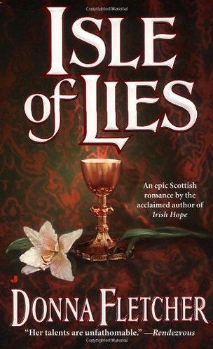 Isle Of Lies by Fletcher D