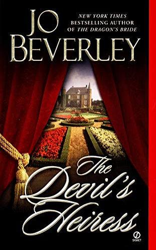Beverley Jo - The Devil's Heiress