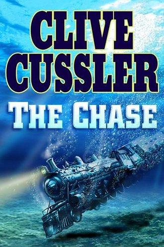 The Chase by Cussler Clive