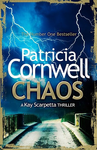 Chaos by Cornwell Patricia