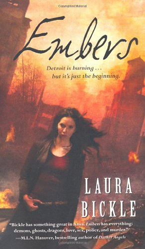 Bickle Laura - Embers