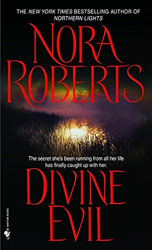 Divine Evil by Roberts Nora