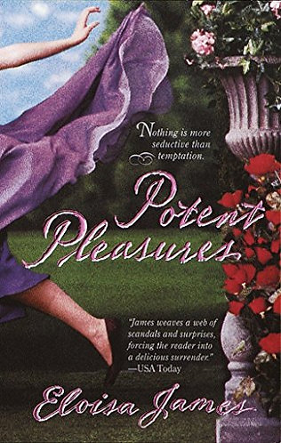 Potent Pleasures by James Eloisa