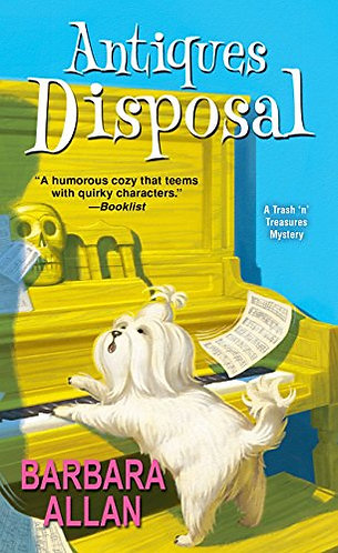 Antiques Disposal by Allan Emma