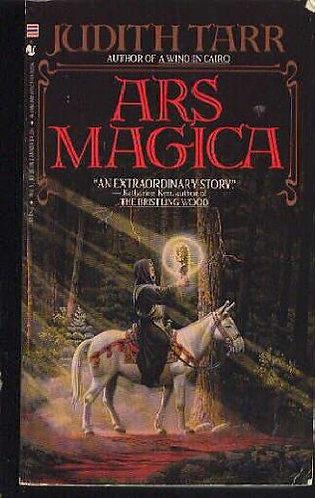 Ars Magica by Tarr Judith
