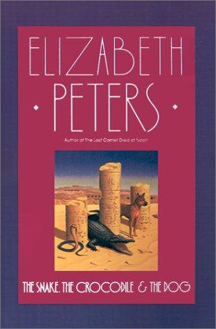 The Snake  the Crocodile And The Dog by Peters Elizabeth
