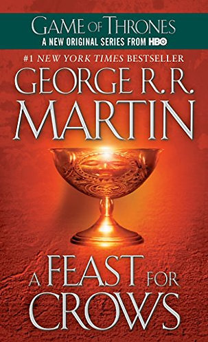 A Feast For Crows by Martin George R.R.