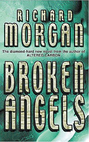 Broken Angels by Morgan Richa