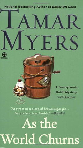 As the World Churns by Myers Tamar