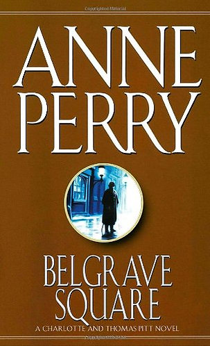 Belgrave Square by Perry Anne