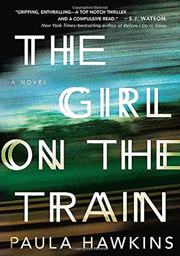 The Girl on the Train by Hawkins Paula