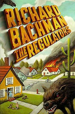 The Regulators by Bachman R