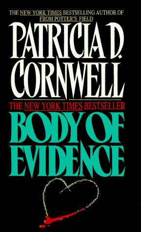 Body Of Evidence by Cornwell Patricia