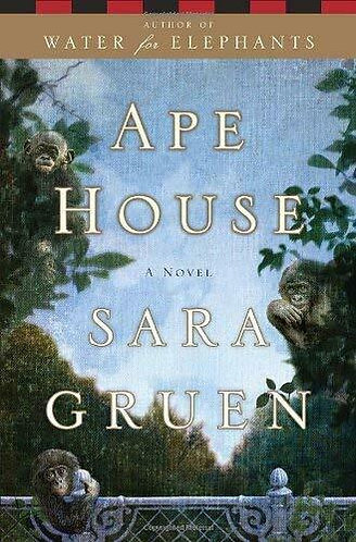 APE HOUSE by Gruen Sara