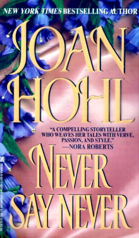 Never Say Never by Hohl Joan