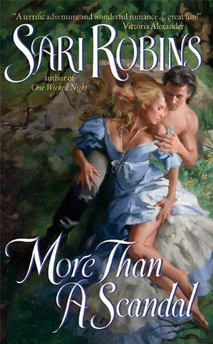 More Than A Scandal by Robins Sari