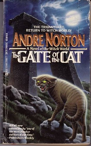 The Gate Of The Cat by Norton A