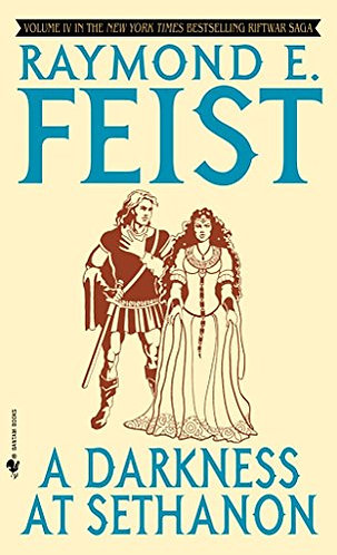 A Darkness At Sethanon by Feist Raymond E.