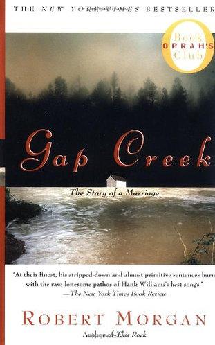 Gap Creek by Morgan Robert