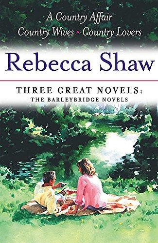 Three Great Novels: by Shaw Rebecca