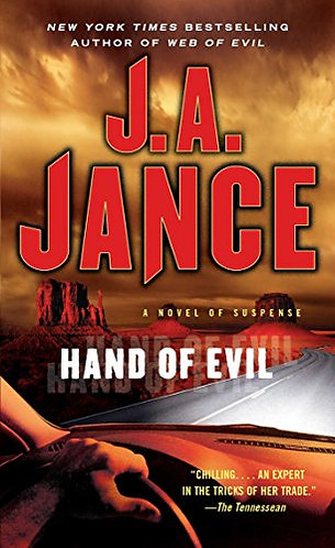 Hand of Evil by Jance J.A.