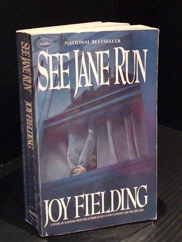 See Jane Run by Fielding Joy