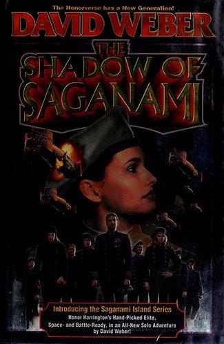 The Shadow of Saganami by Weber David