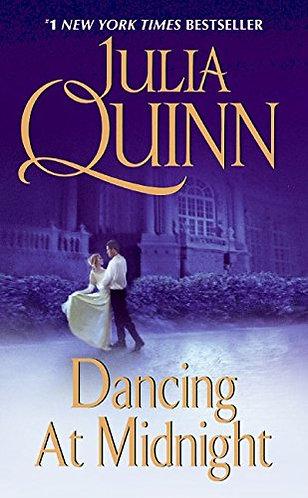 Dancing At Midnight by Quinn Julia
