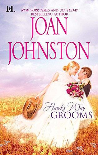 Hawk's Way Grooms by Johnston Joan