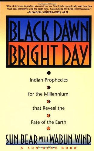Black Dawn Bright Day by Bear Sun