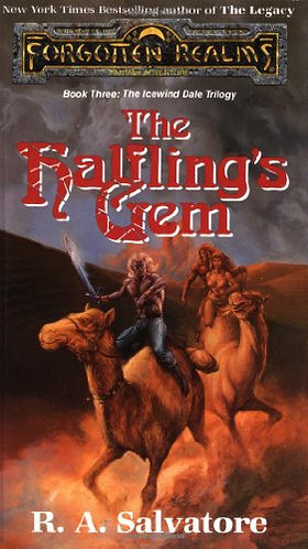 Forgotten Realms-the Halflings by Salvatore R.A.