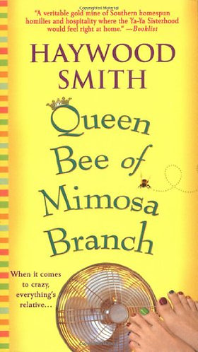 Queen Bee Of Mimosa Branch by Smith H