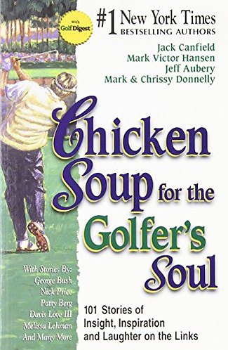Chicken Soup For The Golfer's by Multi