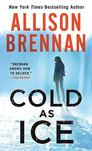 Brennan Allison - Cold as Ice