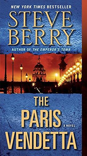 Berry Steve - The Paris Vendetta