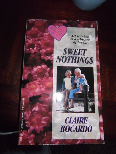 Sweet Nothings by Bocardo Claire